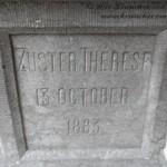 Maria Josephina Vlaskamp, Zuster Thérèse