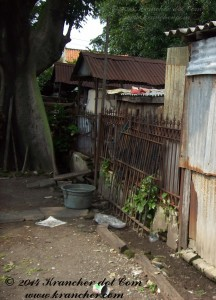 Huizen op Peneleh