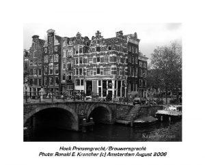 Amsterdam Prinsengracht-Brouwersgracht