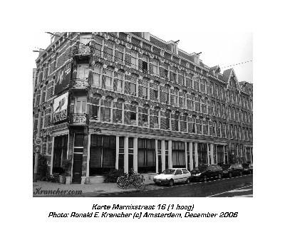 Korte Marnixstraat 16-I, Amsterdam