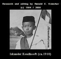 Iskander Kouthoofd