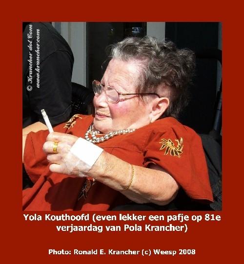 Yolanda Olga Kouthoofd