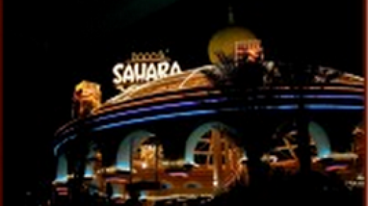 The Sahara Las Vegas - Krancher dot Com