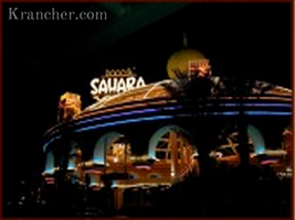 The Sahara Las Vegas - Krancher dot Com