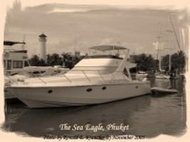 Sea Eagle Man Sooksawee