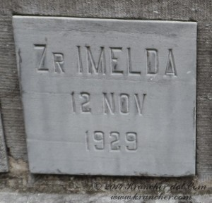 Helena Koenders, Zuster Imelda