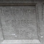 Hubertine Elisabeth Gerardts, Zuster Marie