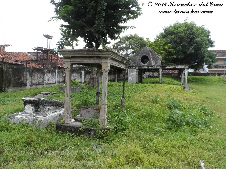 Graven waarvan de grafnummers niet meer te achterhalen zijn