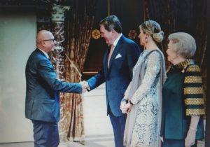 Richard Mendelsohn & Royal Family