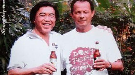 Man Sooksawee en Ron Krancher