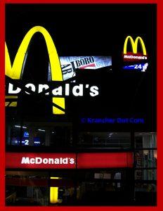 McDonalds - Kuta - KrancherdotCom