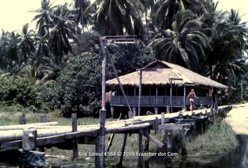 Restaurant<br>Koh Samui 1984