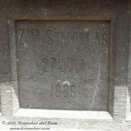"""Zuster Stanislas<br><i>Octavie Gheleyns</i> <br><span style=""""font-size: xx-small"""">Bron:  Register Peneleh</span>"""